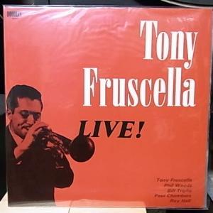 №2 LIVE音源ではどうにも・・・《トニー・フラッセラ(tp)》