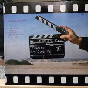 (続)№4(伊) 映画音楽!二匹目のどじょう《フランコ・アンブロゼッティ(tp)》