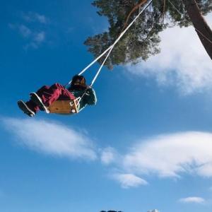 冬を遊ぶミッション 裏磐梯イエローフォール