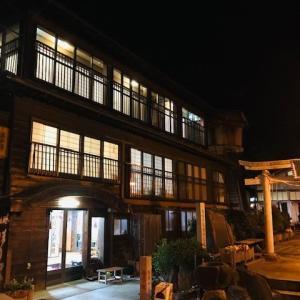 円盤餃子と みんな大好き いんであん! in 飯坂温泉