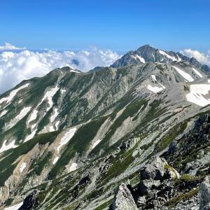 リベンジ立山連峰・御山トレッキング2021