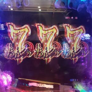 遊タイムを狙う!「仮面ライダー轟音」「リング呪いの7日間2」初打ち初遊タイム編