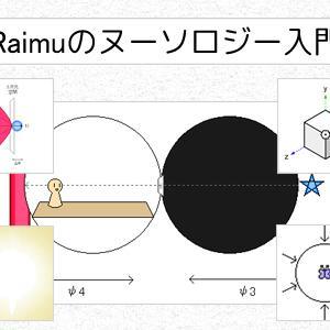 「Raimuのヌーソロジー入門」の「オコツトの提示したヌーソロジーの方向性」の部分を新しくしました