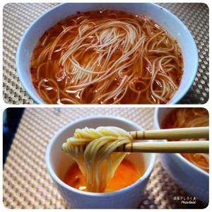 素麺…食べ方色々!