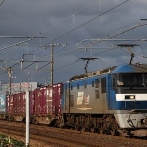 24H遅7090レ EF210-131 54BIG ECOLINER31