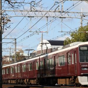 【阪急】 1002F 『特急』 いつもの阪急電車。