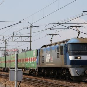 56レ EF210-114 福通レールExp.
