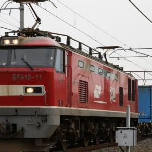 4071レ EF510-11 いつもの北陸貨レ 北越Corp.、ガレオンアース