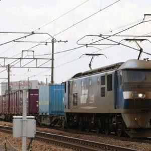 1050レ EF210-152 これは一体。。。