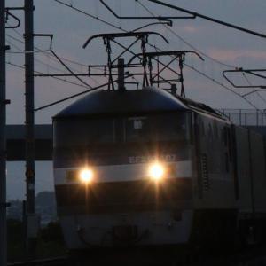 53レ EF210-107 元祖 『福通レールExp.』