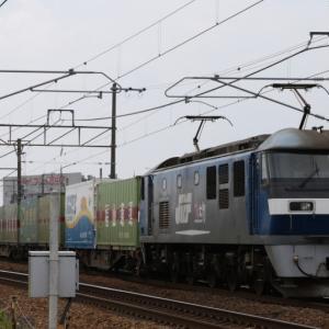 1050レ EF210-163 祝!満コン