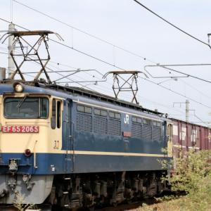 5087レ EF65 2065 いつものPF がんばろう日本×2