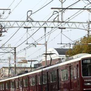 【阪急】 1000F 『特急』 いつもの阪急電車