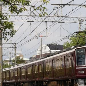 【阪急】 8000F 『特急』 8000系車両誕生30周年記念列車 第2弾