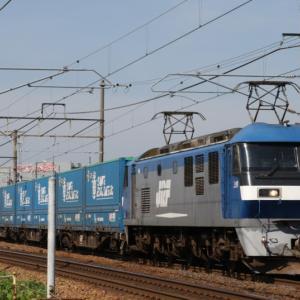 8056レ EF210-17 54 BIG ECO LINER 31