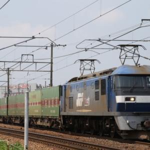 56レ EF210-103 いつもの福通レールExp.