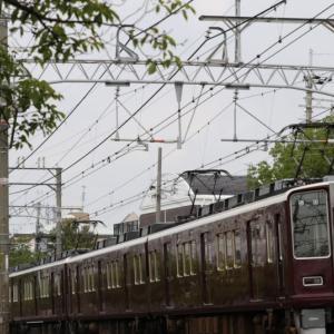 【阪急】 8032F+7017F 『普通』 当面はペア固定であります(その1)。