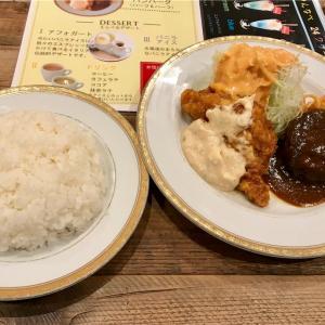 🚩外食日記(138)    宮崎ランチ   「おぐらCAFE 金なべ32」②より、【メンズデーセット】‼️
