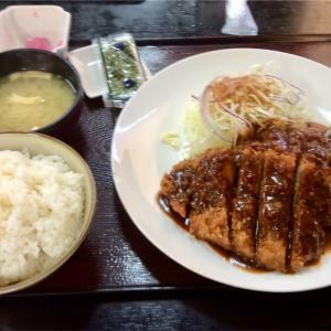🚩外食日記(159)    宮崎ランチ   「あなたの街の定食屋さん」より、【ダブルチキンカツ定食】‼️