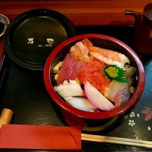 🚩外食日記(160)    宮崎ランチ   「万惣」より、【おすすめランチ】【ちらし寿司(並)】‼️