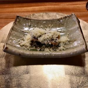 🚩外食日記(227)    宮崎ランチ   「鮨と魚肴  ゆう心」★11より、【輝き(6品)】‼️