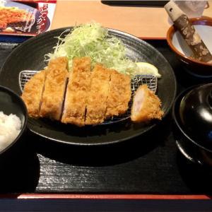 🚩外食日記(228)    宮崎ランチ   「とんかつ  らくい」より、【とんかつランチ】‼️
