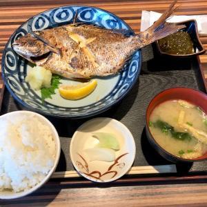 🚩外食日記(305)    宮崎ランチ   「おさかな料理」⑥より、【地魚焼定食(限定)】‼️