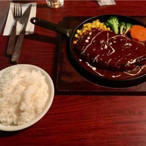 🚩外食日記(326)    宮崎ランチ   「レストラン ラブ」⑩より、【洋風(デミグラス)ハンバーグステーキ】‼️