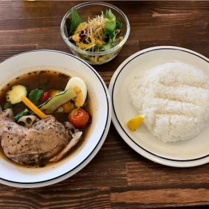 🚩外食日記(419)    宮崎ランチ  🆕 「スパイス・チャンキー (spice.chunky)」より、【やわらかチキンと野菜】‼️