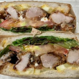 🚩外食日記(457)    宮崎ランチ   🆕「九州パンケーキカフェ」より、【選べる日替りサンドイッチ(スープ付)】‼️
