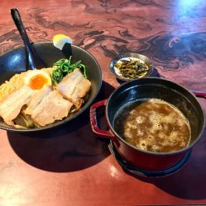 🚩外食日記(461)    宮崎ランチ  🆕 「らーめん 椛(MOMIJI)」より、【マニア向け濃厚魚介つけ麺】‼️