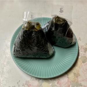 🚩外食日記(768)    宮崎ランチ   🆕「おにぎり屋 松本」より、【辛子高菜】【昆布の佃煮】‼️