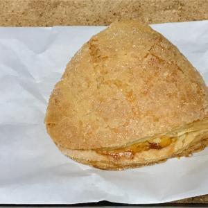 🚩外食日記(828)    宮崎ランチ   「ゲズンタイト」⑧より、【スイス仕込みの特製クロワッサン】【ソテー林檎のアップルパイ】‼️