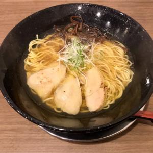 🚩外食日記(835)    宮崎ランチ   「麺屋 まごふじ」②より、【地頭鶏とりそば】‼️