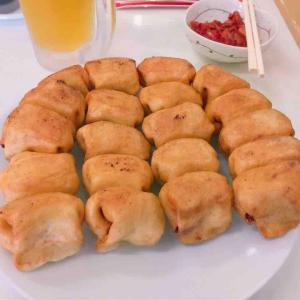 食べある記194 ホワイト餃子(小岩)