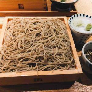 食べある記387 じねんじょ庵(あざみ野 蕎麦)