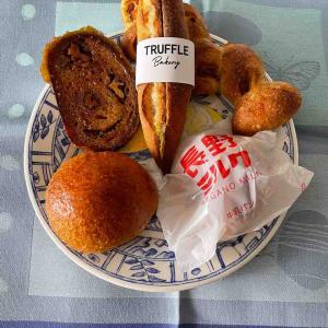 食べある記544 トリュフ・ベーカリー(広尾 パン)