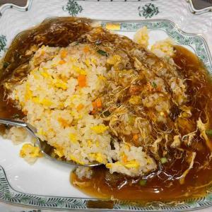 食べある記574 健康中華 青蓮(センター南 デリバリー)