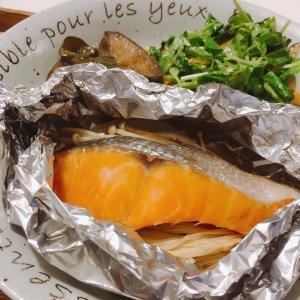 ノンオイルでできるお魚料理