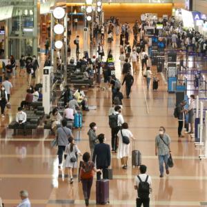 6月25日は追加行程で那覇空港1往復