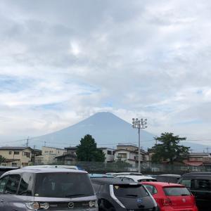 富士登山競争(五合目コース)その3 スタートまで