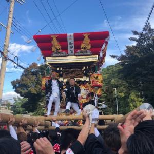 210.奉祝令和-即位礼に合わせた三木の祭-(月刊「祭」2019.10月9号)