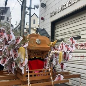 221.家島と坊勢の屋台とその周辺の文化(月刊「祭」2019.11月6号)
