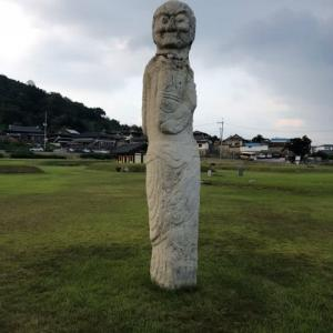 222.昔から今へ受け継がれた伝統-韓国全羅道南原市の石像の特徴3/3-(月刊「祭」2019.11月7号)