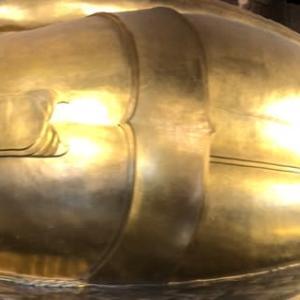 230.タイワットポー巨大涅槃物の大きさ以外の見所(月刊「祭」2019.11月15号)