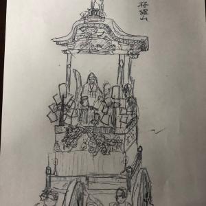 303.滋賀県大津市、大津祭の担ぎやたいと地車!?(月刊「祭」2020.9月5号)