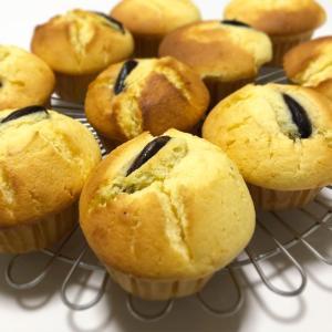 花豆のマフィン(花豆炊き方)