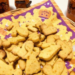 Halloween かぼちゃのクッキー