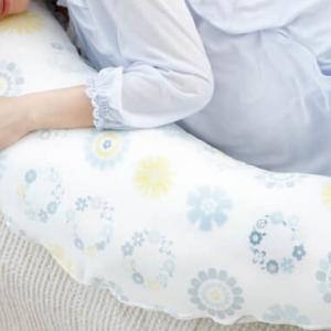 【マタニティ】快眠!妊婦さんにオススメの抱き枕【本当に必要?腰痛予防にも?】