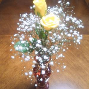 黄色いバラは要注意